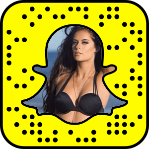 Hannah Stocking Snapchat username
