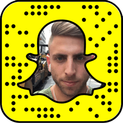 Harris Markowitz Snapchat username