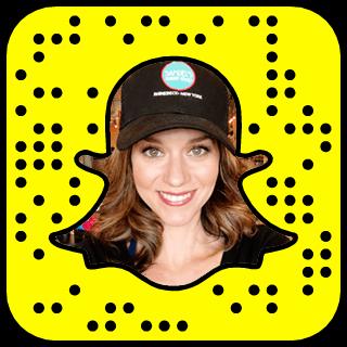 Hilarie Burton Snapchat username