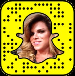 Hilda Brazil Snapchat username