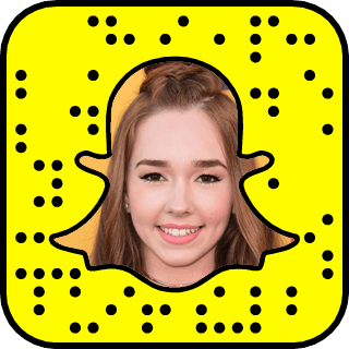 Holly Taylor Snapchat username