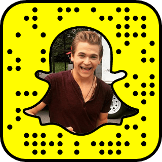 Hunter Hayes snapchat