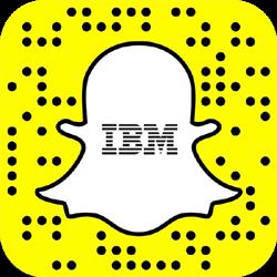 IBM Snapchat username