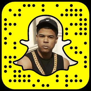 iLoveMakonnen Snapchat username