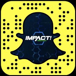 Impact wrestling snapchat