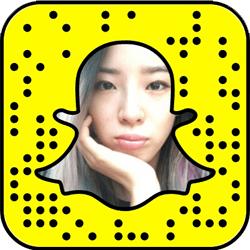 Irene Kim Snapchat username
