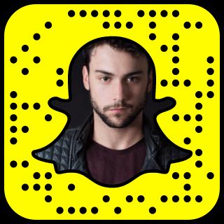Jack Falahee Snapchat username