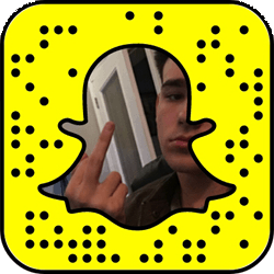 Jacob Whitesides Snapchat username
