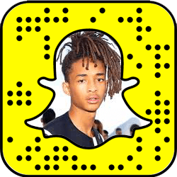Jaden Smith Snapchat username