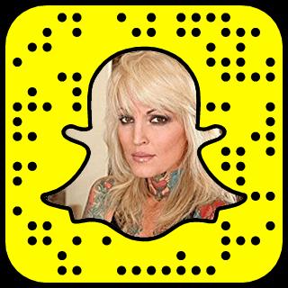 Janine Lindemulder Snapchat username