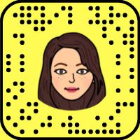 Jarmila Wolfe Snapchat username