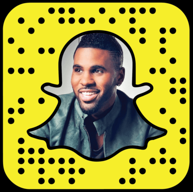 Jason Derulo Snapchat username