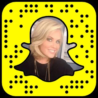 Jenny McCarthy Snapchat username