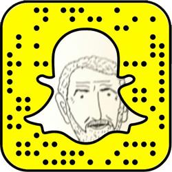 Jeremy Corbyn Snapchat username