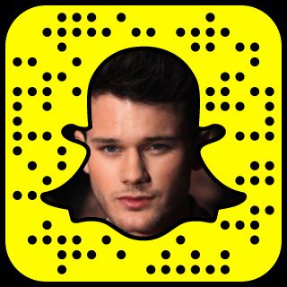 Jeremy Irvine Snapchat username