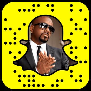 Jermaine Dupri Snapchat username
