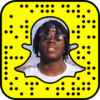 Jerry Purpdrank Snapchat username