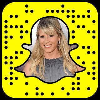 Jodie Sweetin Snapchat username