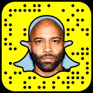 Joe Budden Snapchat username
