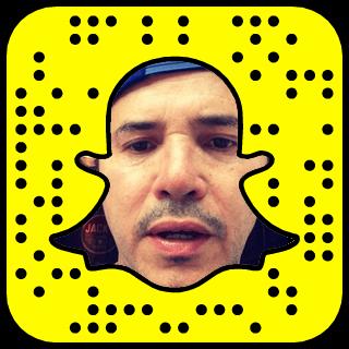 John Leguizamo snapchat