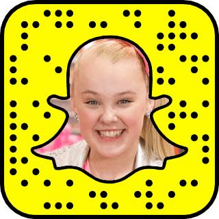 Jojo Siwa Snapchat username