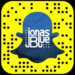 Jonas Blue snapchat