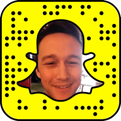 Joseph Gordon-Levitt Snapchat username