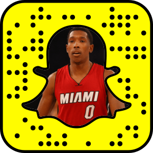 Josh Richardson Snapchat username