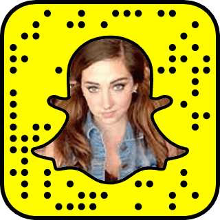 Julie Ofcharsky Snapchat username