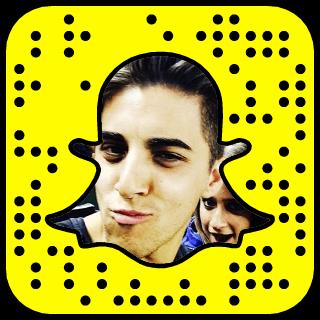 JUSTIN THORNE Snapchat username