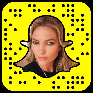 Karlie Kloss Snapchat username