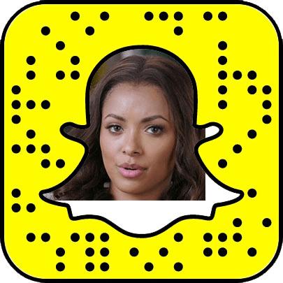 Kat Graham Snapchat username