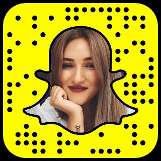 Katharina Damm Snapchat username