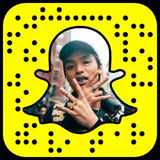 Keith Ape Snapchat username
