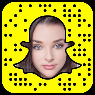 Kendall Vertes Snapchat username