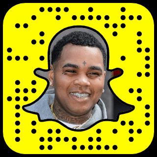 Kevin Gates Snapchat username