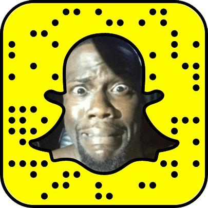Kevin Hart Snapchat username