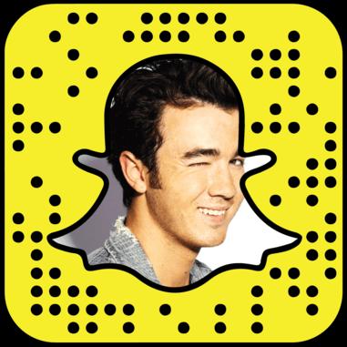 Kevin Jonas Snapchat username