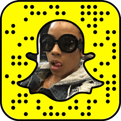 Keyshia Cole Snapchat username