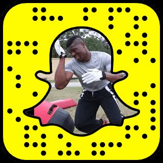 Khalil Mack Snapchat username