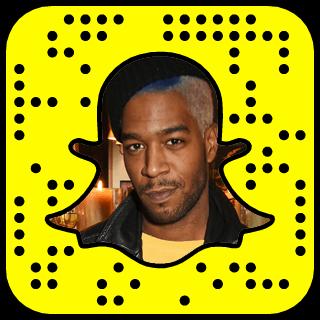 Kid Cudi Snapchat username