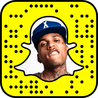 Kid Ink Snapchat username