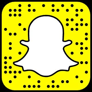 KISS 108 Snapchat username