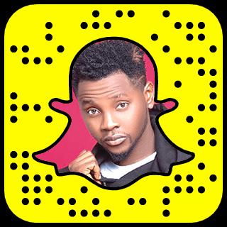Kizz Daniel Snapchat username