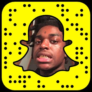 Kodak Black Snapchat username