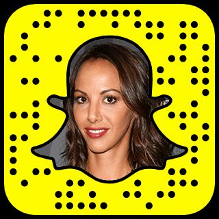 Kristen Doute Snapchat username