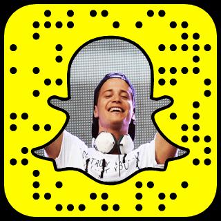 Kygo Snapchat username