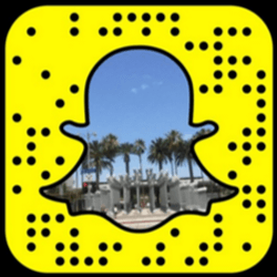 LACMA Museum Snapchat username