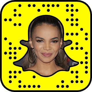 Leslie Grace Snapchat username