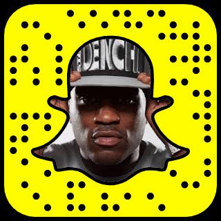 Lethal Bizzle Snapchat username
